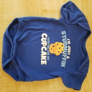 Other - Funny baby boy onesie